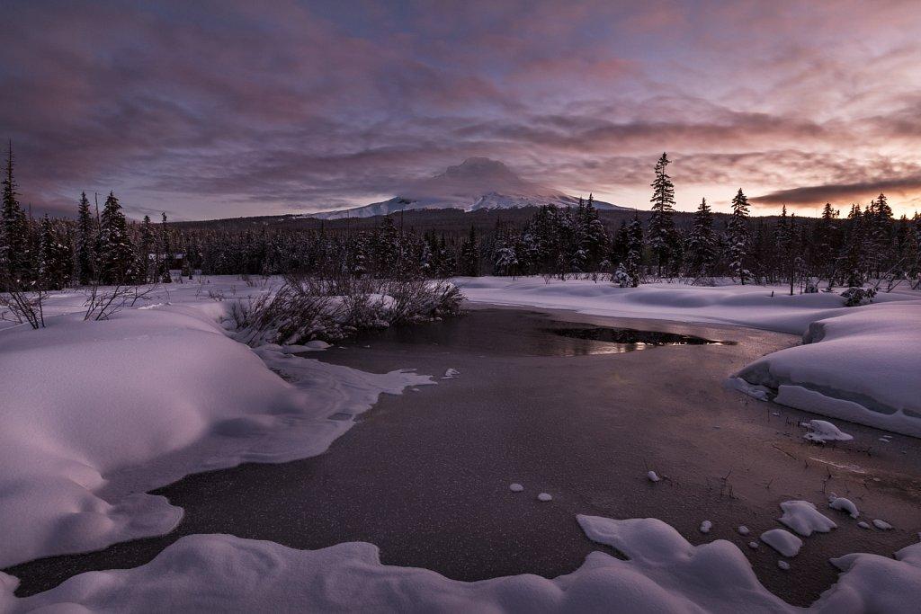 Mt Hood Sunrise