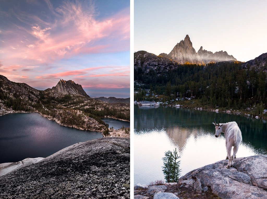 Alpine Lakes Wilderness, WA