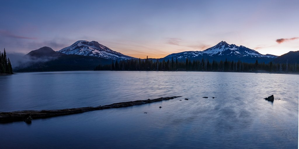Sparks Lake, Oregon